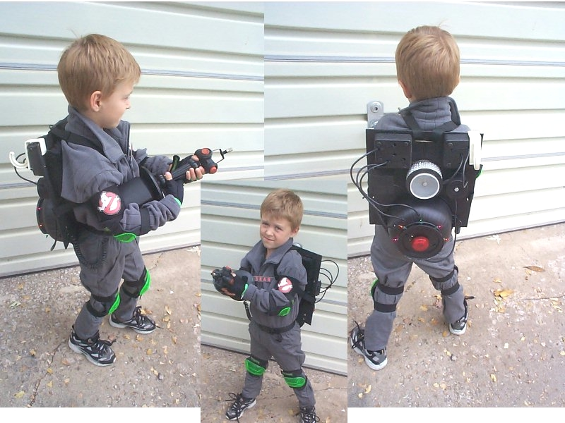 15 Kids Ghostbusters Proton Pack