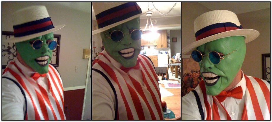 The Mask Mask Costume